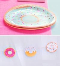 donut-plates-garland